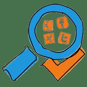 SEO, Suchmaschinen-Optimierung, Social Media