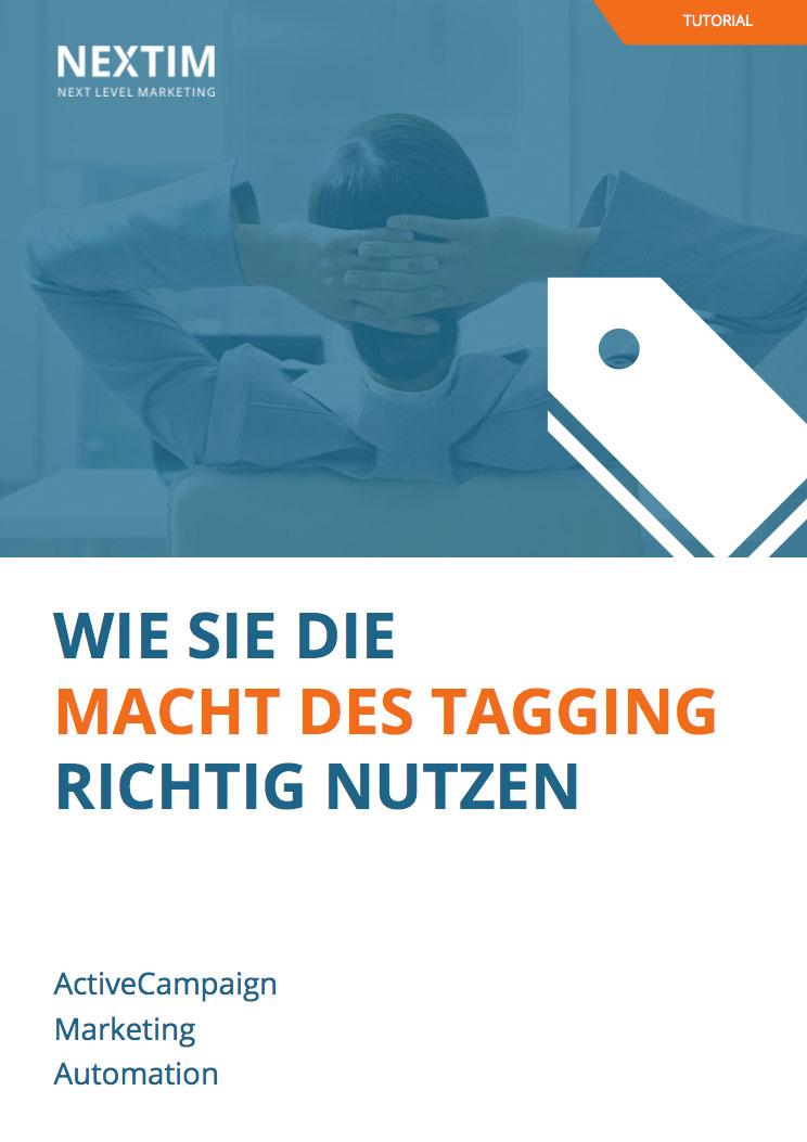 ActiveCampaign - die Macht des Tagging richtig nutzen