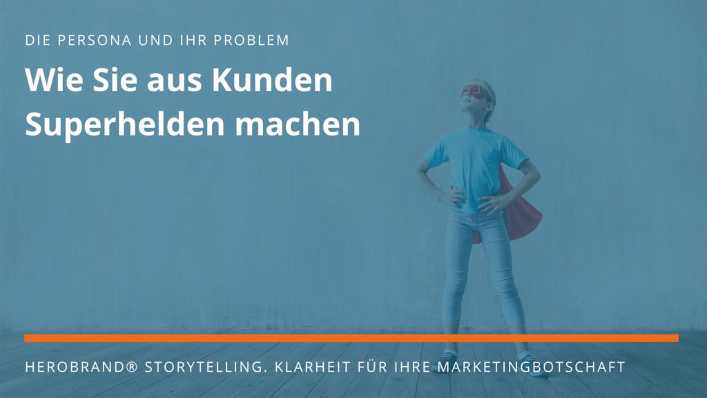 Blog Nextim Die Persona und Ihr Problem
