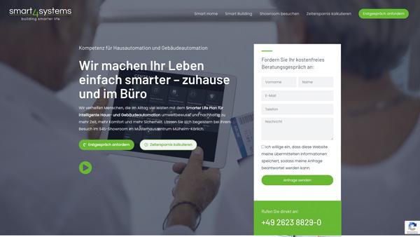 HEROBRAND® Story-Webdesign-Smart4Systems